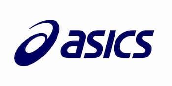 Asics running logo